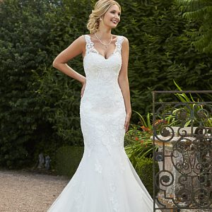 Fishtail Mermaid Wedding Dress