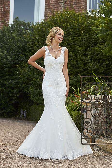 Fishtail Mermaid Wedding Dress Cinderellas Wedding Dresses Skipton